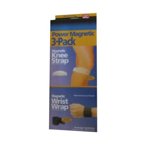 Veleprodaja Lipovac - GG Gradiška - Bandaža magnetna za zglobove 2+1