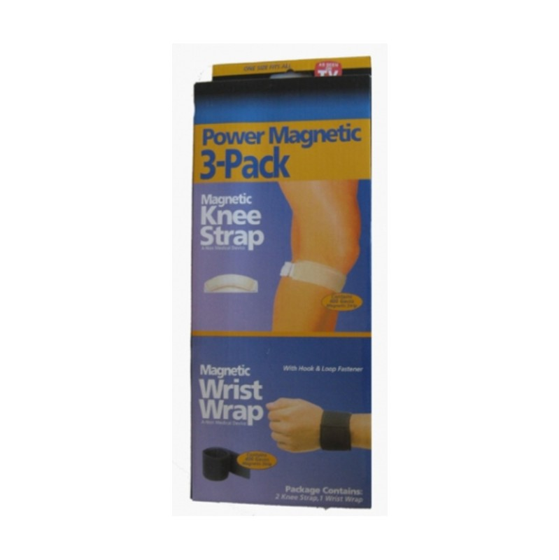 Veleprodaja Lipovac - GG Gradiška - Magnetna  bandaža za zglobove 2+1