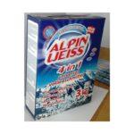 Veleprodaja Lipovac - GG Gradiška - Deterdžent za veš Alpin Weiss 4u1 3kg - BOX pakovanje