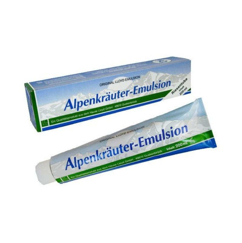 Veleprodaja Lipovac - GG Gradiška - Krema -emulzija alpsko bilje 200ml, Lloyd