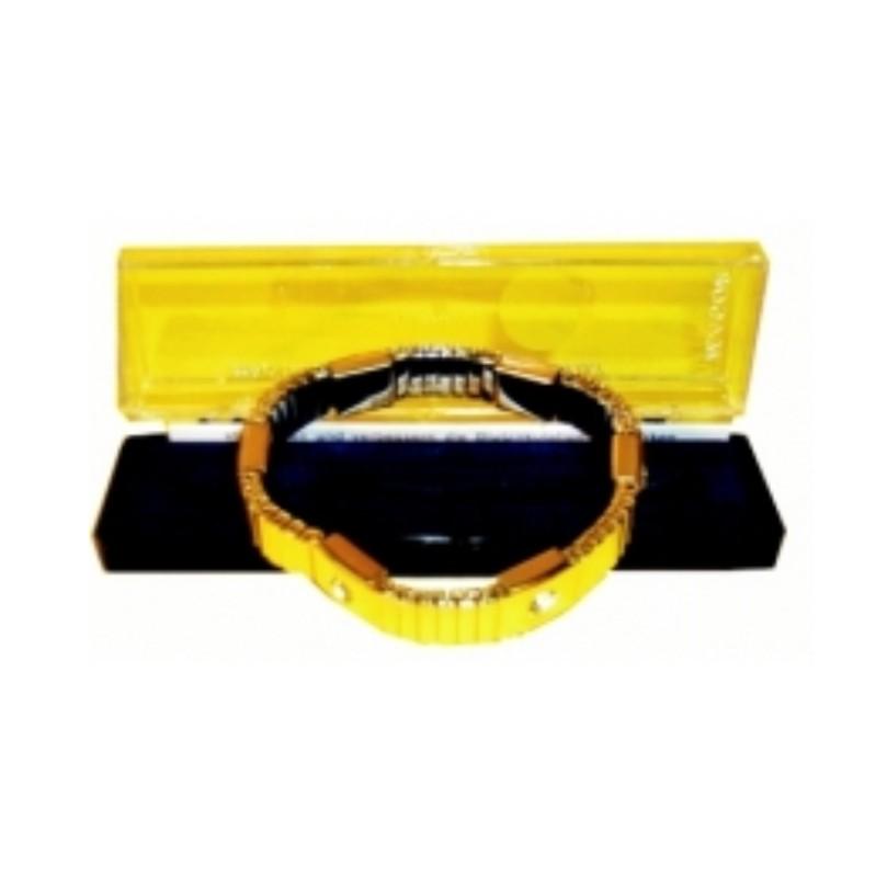 Veleprodaja Lipovac - GG Gradiška - Narukvica magnetna elast. sa cirkonima