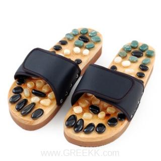 Veleprodaja Lipovac - GG Gradiška - Papuče za masažu nogu sa biomagnetnim kamenjem
