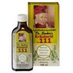 Veleprodaja Lipovac - GG Gradiška - Ulje biljno 111 trava 100ml Dr Sachers