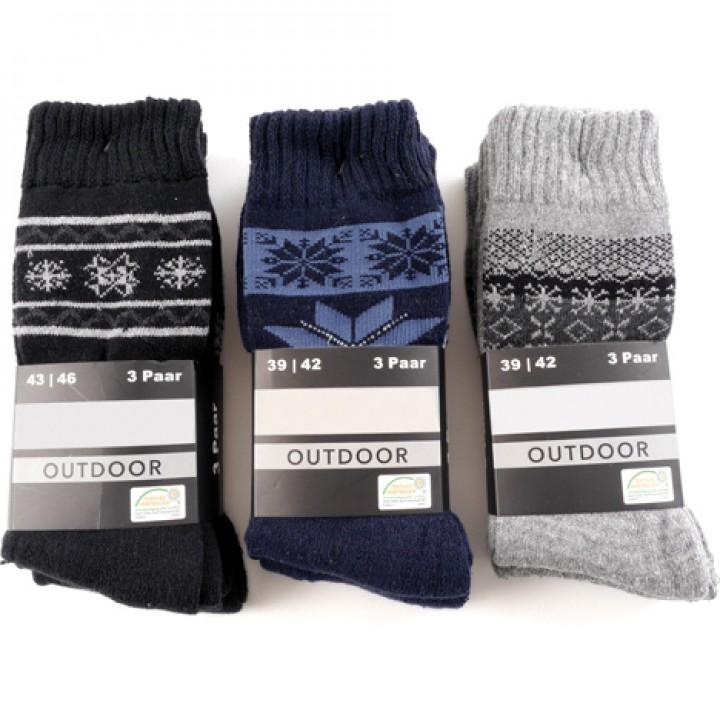 Veleprodaja Lipovac - GG Gradiška - Čarape muške termo 5 pari,