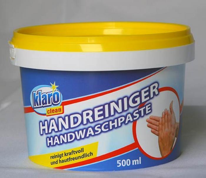 Veleprodaja Lipovac - GG Gradiška - Pasta za ruke ,Klaro 500 ml