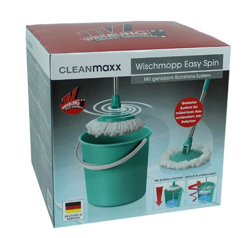 Veleprodaja Lipovac - GG Gradiška - Mop rotirajući - CLEANMAXX SP