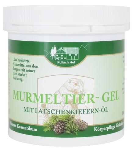Veleprodaja Lipovac - GG Gradiška - Krema gel Murmeltier 250ml 1