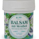Veleprodaja Lipovac - GG Gradiška - Krema balzam biljni sa mentolom 125ml