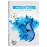 Veleprodaja Lipovac - GG Gradiška - Svijeća mirisna 6 komada, anti tobacco